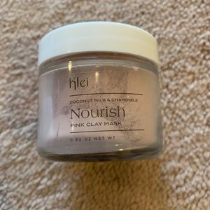 Other - Klei pink clay mask